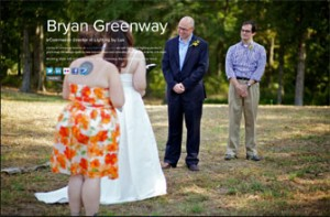 Bryan Greenway about me profile